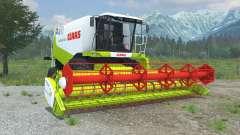 Claas Lexion 550 full lights for Farming Simulator 2013