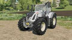 Fendt 700 Vario extended wheel configuration for Farming Simulator 2017