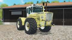 Raba-Steiger 250 with clean and dirty textures for Farming Simulator 2015