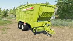 Fendt Tigo XR 75 D multifruit for Farming Simulator 2017