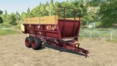 MTT-9 and PRT-7A for Farming Simulator 2017