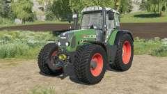 Fendt 818 Vario TMS wheels options for Farming Simulator 2017