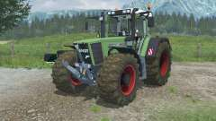Fendt Favorit 926 Vario wheels duster for Farming Simulator 2013