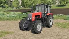 MTZ-1221 Belarus improved physics for Farming Simulator 2017