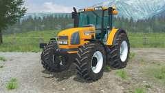 Renault Ares 610 RZ rear camera for Farming Simulator 2013