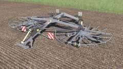 Kuhn GA 9531 multicolor for Farming Simulator 2017