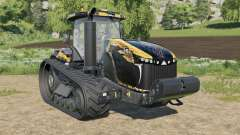 Challenger MT800E Field Python for Farming Simulator 2017
