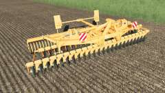 Amazone Catros 6002-2 multicolor for Farming Simulator 2017