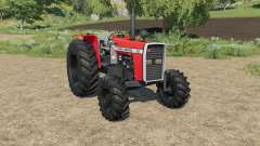 Massey Ferguson 265 wheels selection for Farming Simulator 2017