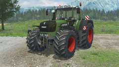 Fendt 930 Vario TMS wheels dirty for Farming Simulator 2013
