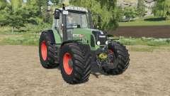 Fendt 820 Vario TMS auswahl der rader for Farming Simulator 2017