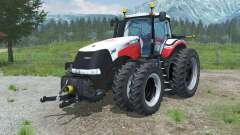Case IH Magnum 340 twin wheel for Farming Simulator 2013