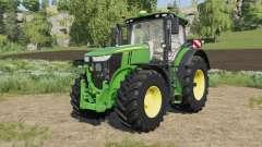 John Deere 7R-series chiptuning for Farming Simulator 2017