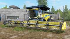 New Holland CR10.90 capacity increaseᶁ for Farming Simulator 2017