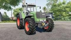 Fendt 900 Vario TMS animated hydraulics for Farming Simulator 2017