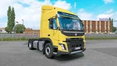 Volvo FM&FMX series for Euro Truck Simulator 2