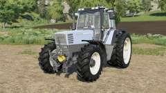 Fendt Favorit 500 C color choice added for Farming Simulator 2017