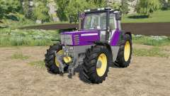 Fendt Favorit 500 C Turboshift design colorable for Farming Simulator 2017