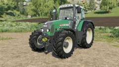 Fendt 800 Vario TMS selectable wheels brand for Farming Simulator 2017