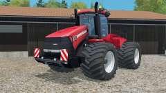Case IH Steiger 550 red ribbon for Farming Simulator 2015