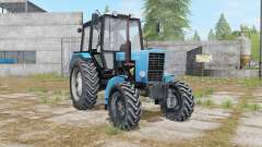 MTZ-82.1 Belarus with three options for Farming Simulator 2017