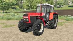 Zetor 16145 added beacons and aprons for Farming Simulator 2017
