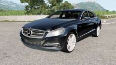 Mercedes-Benz CLS 350 (C218) 2011 for BeamNG Drive