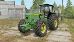 John Deere 4755 may green for Farming Simulator 2017