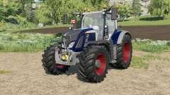 Fendt 700 Vario Bos 3-color for Farming Simulator 2017