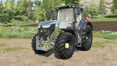 John Deere 7R-series Chrome Edition for Farming Simulator 2017