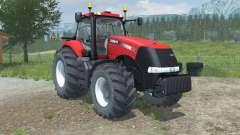 Case IH Magnum 370 CVX digital speedometer for Farming Simulator 2013