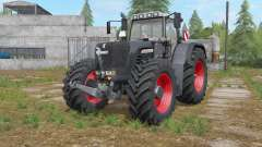Fendt 930 Vario TMS Black Beautỿ for Farming Simulator 2017