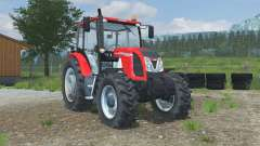 Zetor Proxima 100 moveable axis for Farming Simulator 2013
