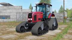 MTZ-Belarus 2022.3 crawler modules for Farming Simulator 2017
