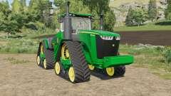 John Deere 9520RX islamic green for Farming Simulator 2017