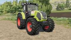 Claas Axion 850 animated hydraulic for Farming Simulator 2017