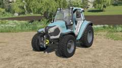 Lindner Lintrac 90 with two added engine options for Farming Simulator 2017