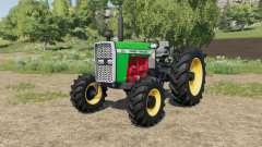 Massey Ferguson 265 new tire for Farming Simulator 2017