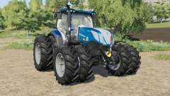New Holland T6-series Blue Power for Farming Simulator 2017
