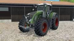 Fendt 933 Vario mughal green for Farming Simulator 2015