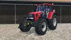 Case IH CVX 175 front loader console for Farming Simulator 2015