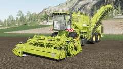 Holmer Terra Dos T4-40 & Terra Felis 3 for Farming Simulator 2017