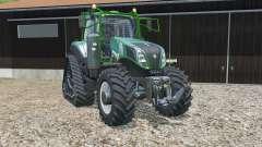 New Holland T8.435 fun green for Farming Simulator 2015