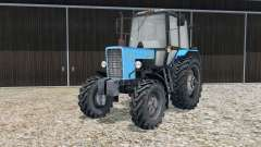MTZ-82.1 Belarus can get dirty for Farming Simulator 2015
