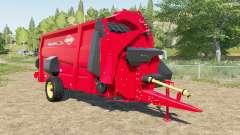 Kuhn Primor 15070 faster overloading for Farming Simulator 2017