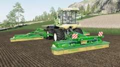 Krone BiG M 500 no errors for Farming Simulator 2017