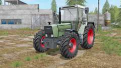 Fendt Farmer 307&309 LSA Turbomatik for Farming Simulator 2017