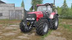 Case IH Puma CVX with interactive control  for Farming Simulator 2017