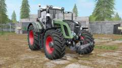 Fendt 936 Vario wheels selection for Farming Simulator 2017