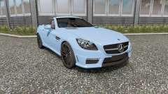 Mercedes-Benz SLK 55 AMG (R172) 2012 for Euro Truck Simulator 2